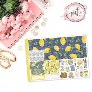 Lemonade Washi