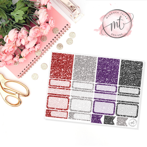 Wicked Glitter Sampler