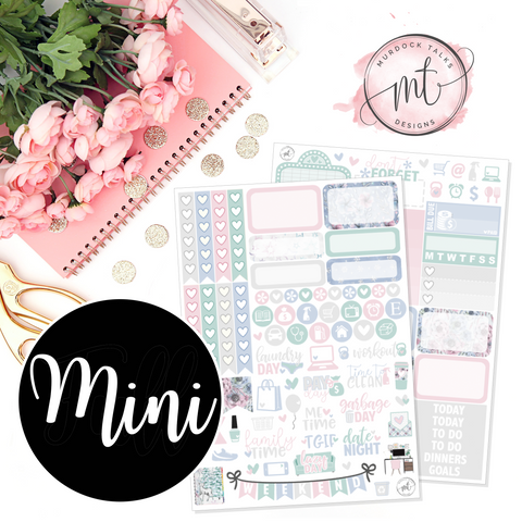 Winter Wishes MINI Kit || Vertical