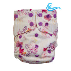 Lighthouse Kids Company Swim Cloth Diaper Bamboo Aloha Dreams