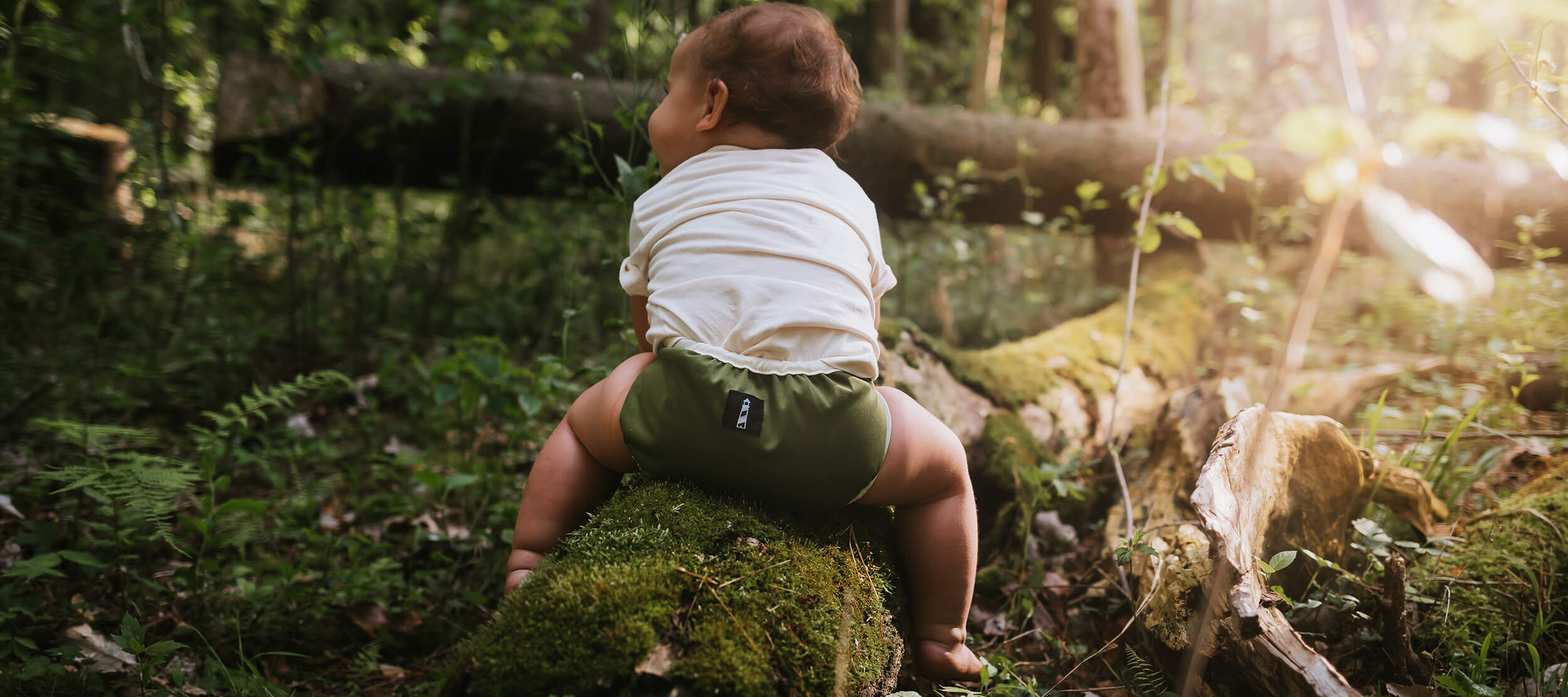 Lighthouse Kids Company Bamboo Cloth Diapers and Sustainability
