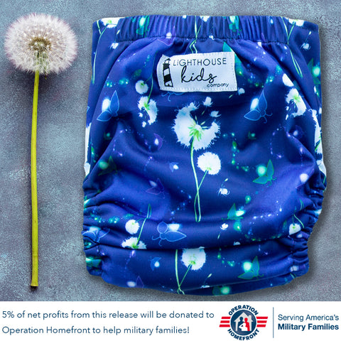 Operation Homefront Cloth Diaper Charity Lighthouse Kids Company