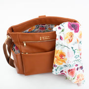 The Artist Bag - Camel Late Bloom