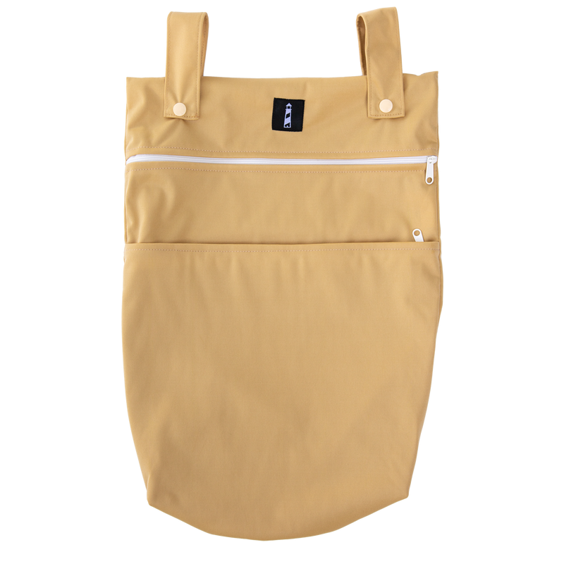 SIGNATURE - Double Pocket Wet Bag - Buttercup