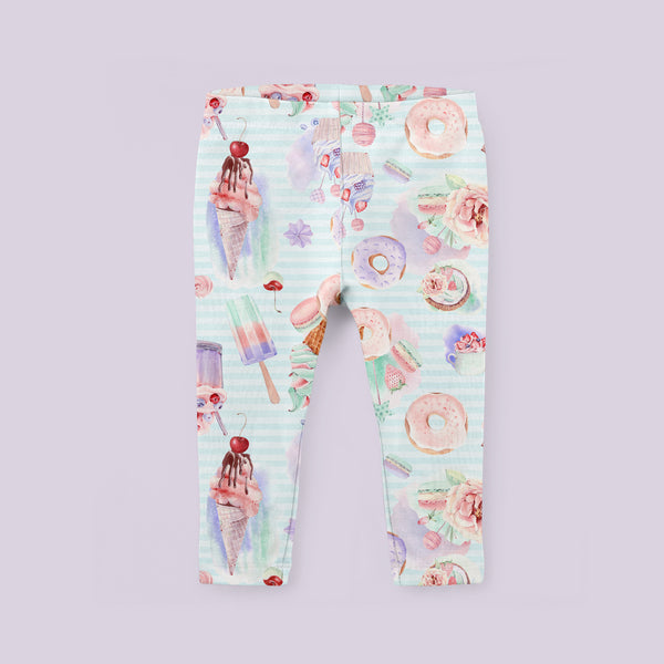 Spring Sweets Kids Leggings