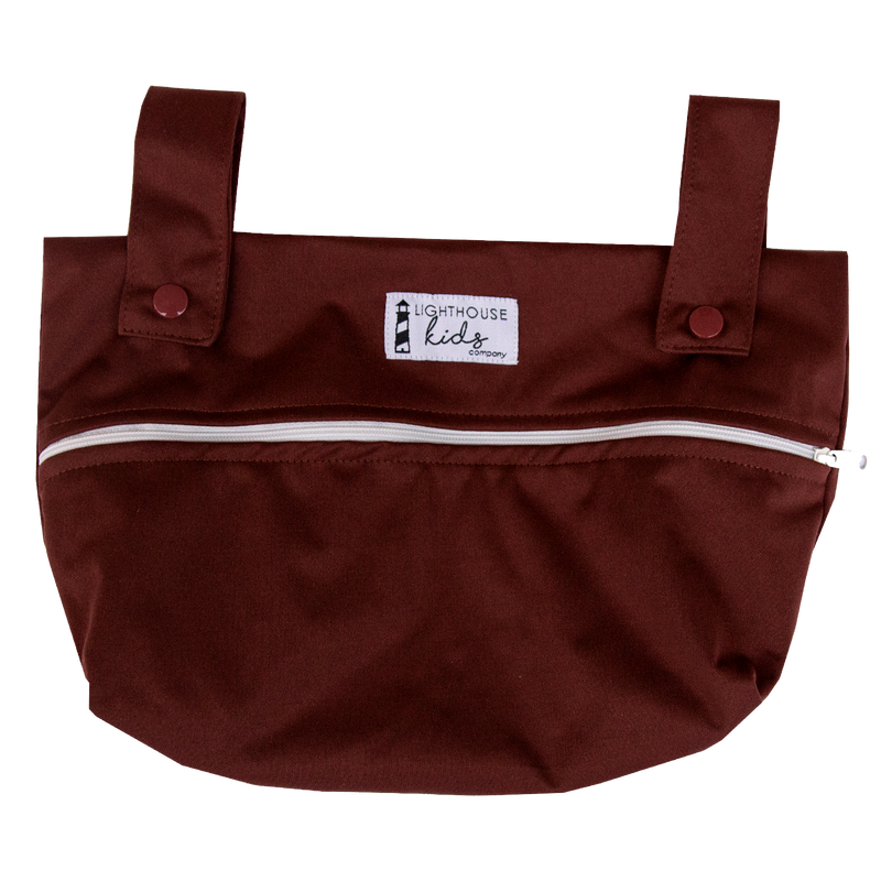 SIMPLICITY™️ Small Wet Bag - Cocoa