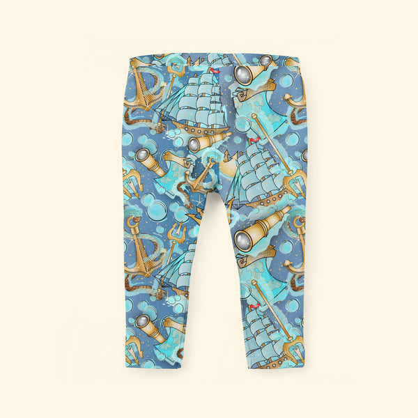 Fathoms Prince Kid's Leggings