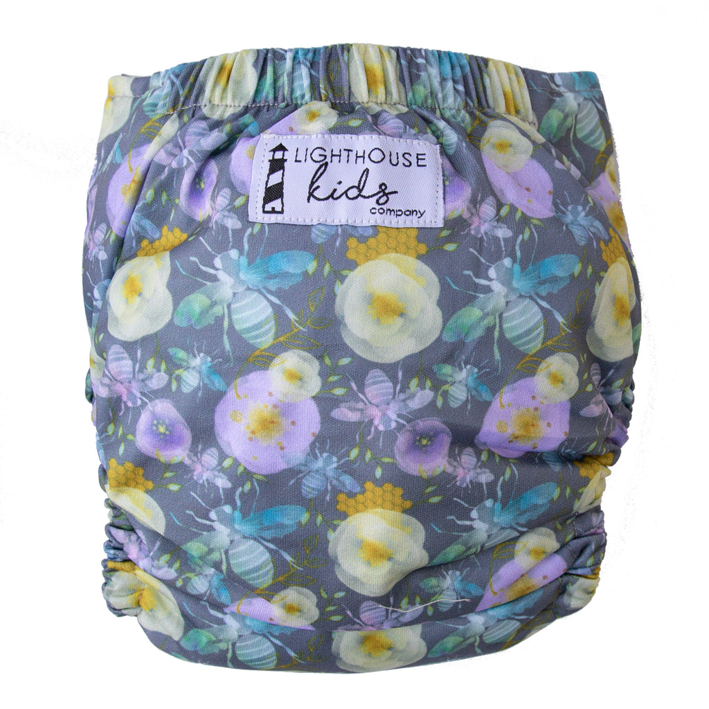 Golden Bee - AIO Diaper - Releases 3/13/19 at 12:00pm (Noon EST)