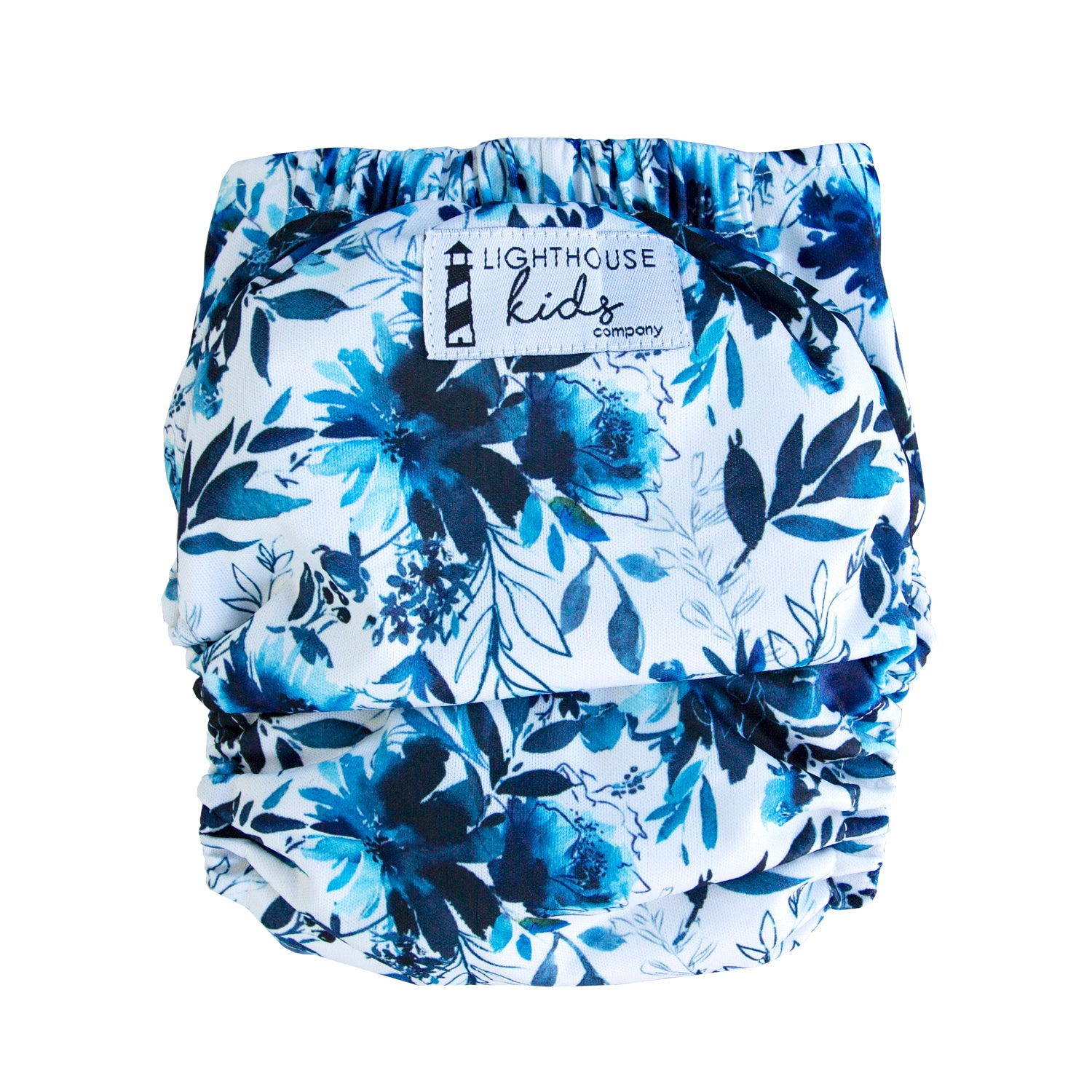 Reusable Swim Diaper - Indigo Girl - All Sizes