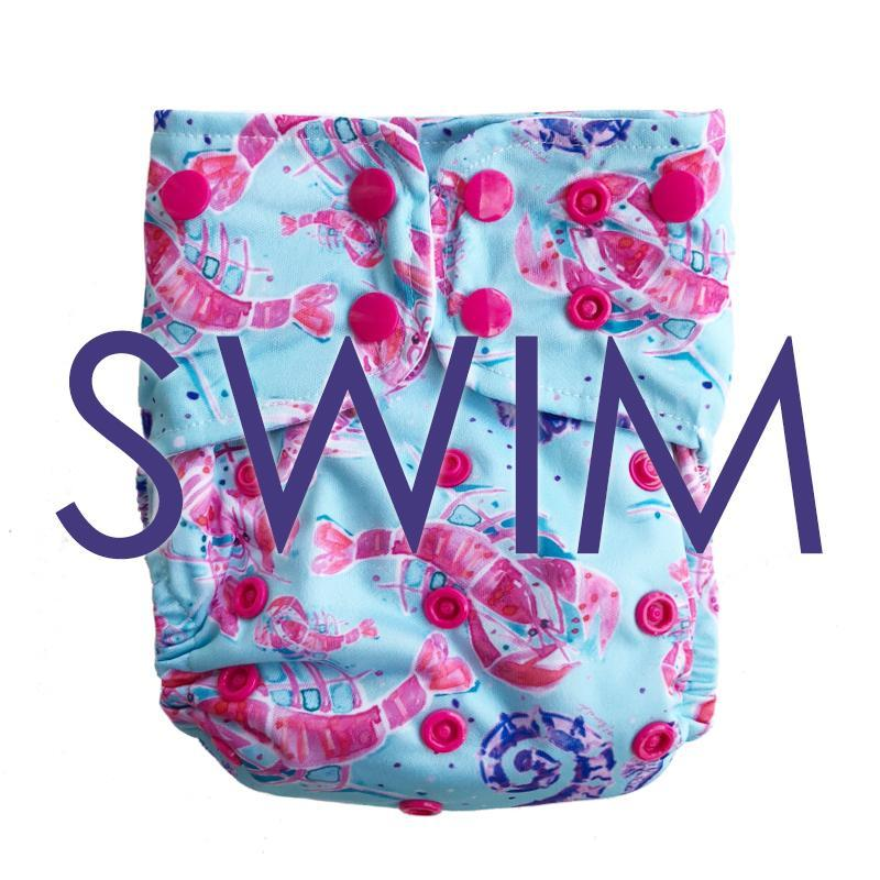 Coral Cove - Swim/Cover Diaper