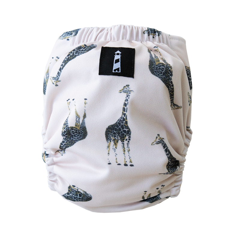SIGNATURE™ All-In-One - Neutral Nature Giraffe
