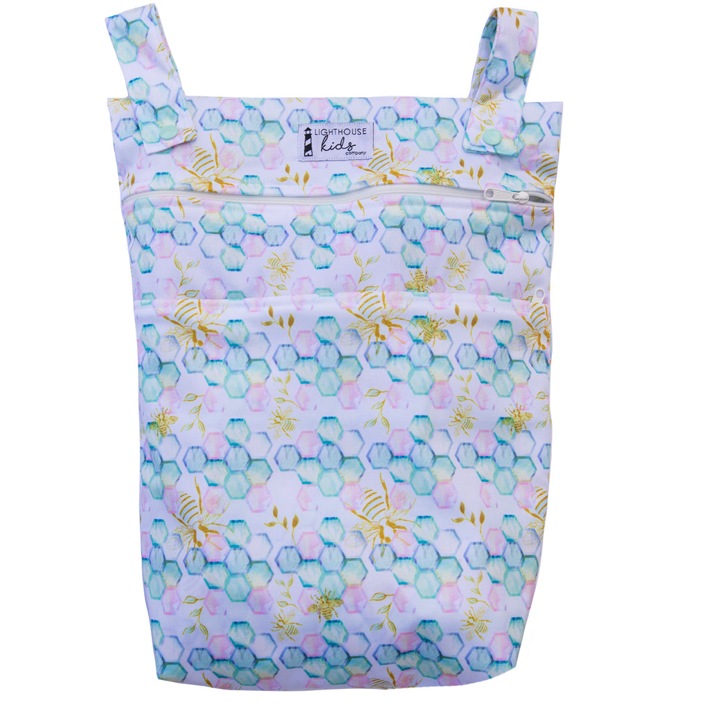 Opal Hive - Medium Wet Bag