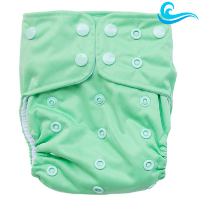 Sea Glass - Swim/Cover Diaper