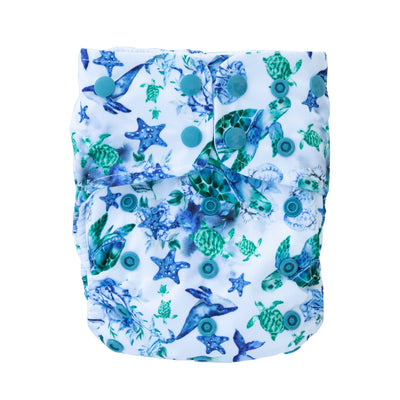 LKC Gives - Loggerhead AIO Diaper