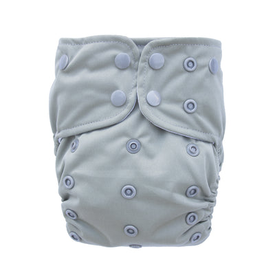 Adjustable Baby Cloth Diaper - All-In-One - Wild Storm