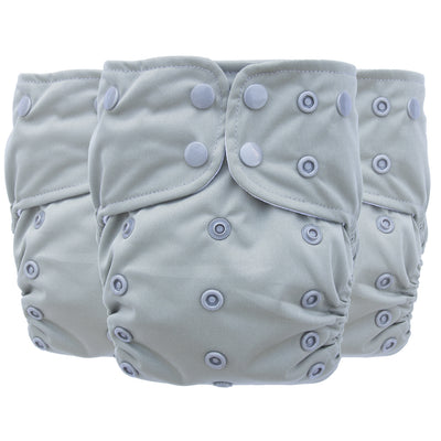 Adjustable Toddler Cloth Diaper - All-In-One - Wild Storm