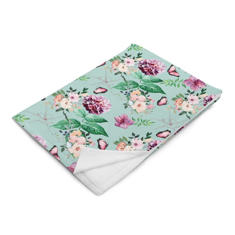 Shirley - Silky Soft Touch Throw Blanket