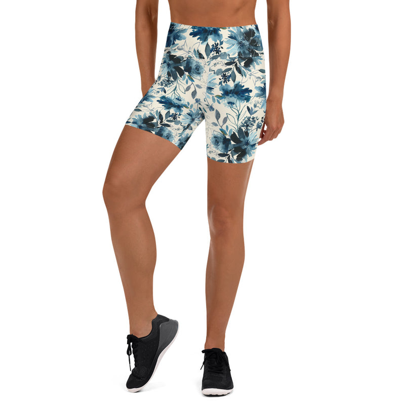 Indigo Girl - Soft and Stretchy Yoga Shorts