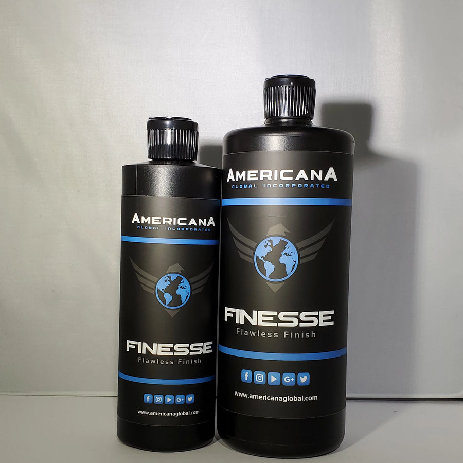 Americana Finesse Flawless Finish