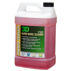 3D Super Wheel Cleaner