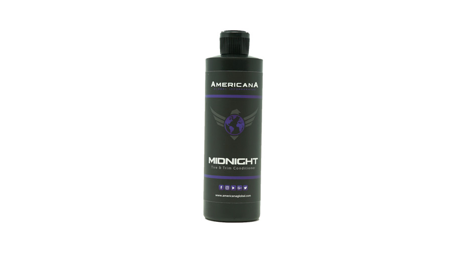 Americana Midnight Tire & Trim Dressing