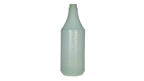 32oz. Bottle with scale