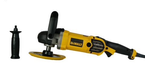 DeWalt Right Angle Polisher, 12 A, 120 V