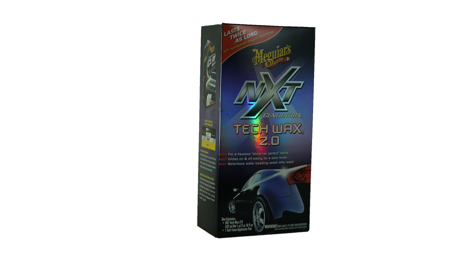 Meguiars's NXT Generation Tech Wax 2.0 (18 oz.)