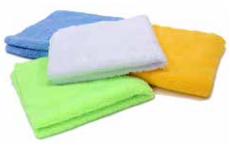 Microfiber Edgeless Towels - 300gsm