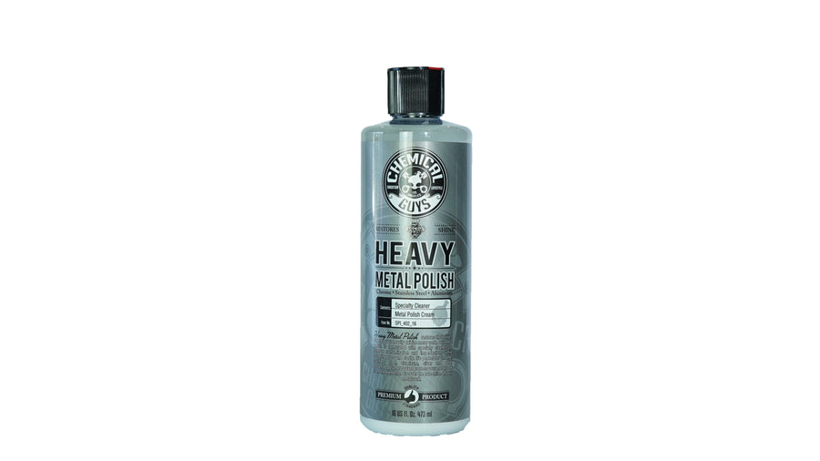 Chemical Guys Heavy Metal Polish (16 oz)