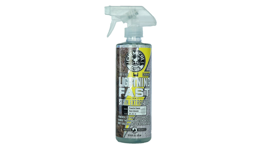 Chemical Guys Lightning Fast Carpet & Upholstery Stain Extractor (16 oz)