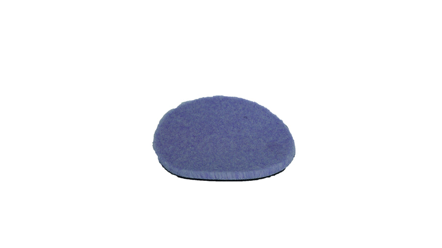 Lake Country Purple Foamed Wool Buffing/Polishing Pad