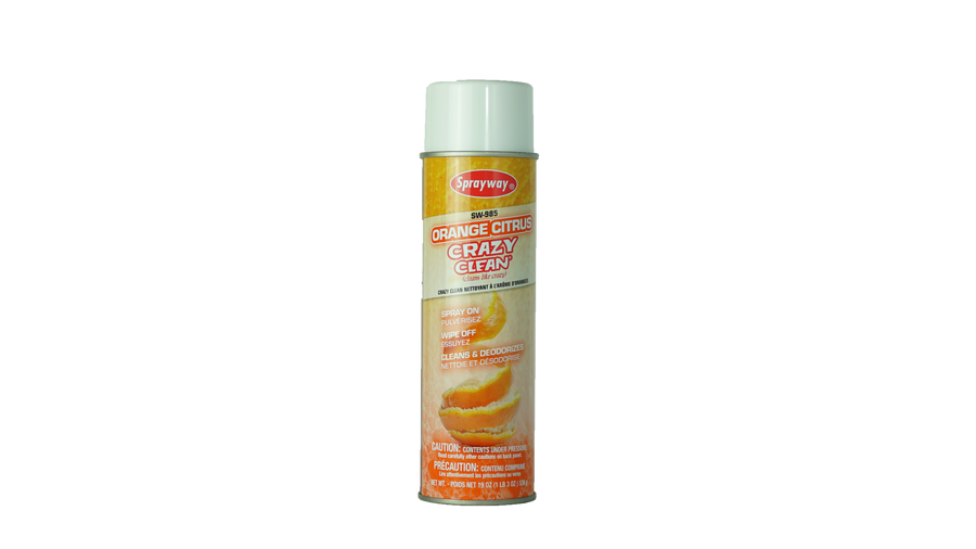 Sprayway Orange Citrus Crazy Clean 19 oz.
