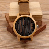Handmade Bamboo Watches