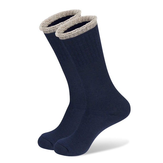Hunting Boot Socks In Navy