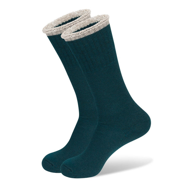 Hunting Boot Socks In Green