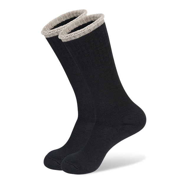 Hunting Boot Socks In Black