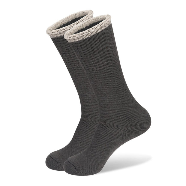 Hunting Boot Socks In Grey