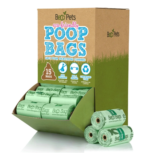 Beco Single Compostable Poop Bags
