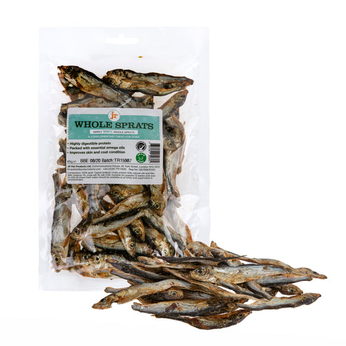 JR Whole Sprats