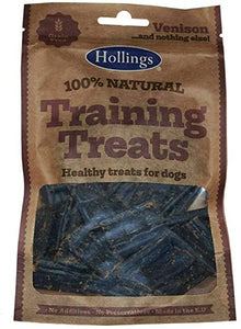 Hollings Venison Training Treats