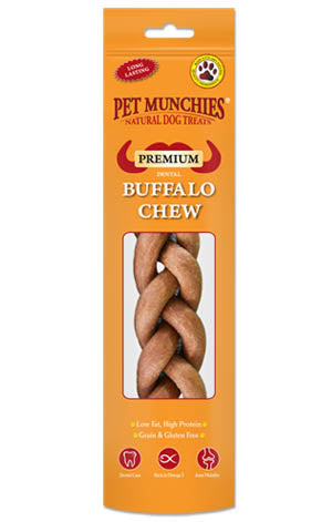 Pet Munchies Buffalo Chew