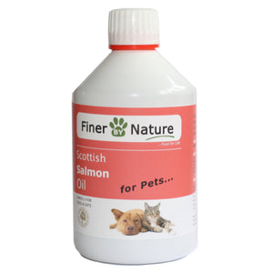 Finer by Nature Scottish Salmon Oil
