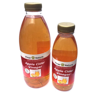 Finer by Nature Apple Cider Vinegar