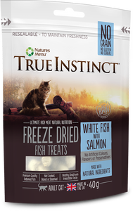 True Instinct White Fish with Salmon Treats