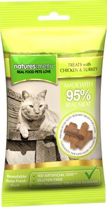 Natures Menu Chicken & Turkey Treats
