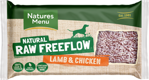 Natures Menu Freeflow Lamb & Chicken