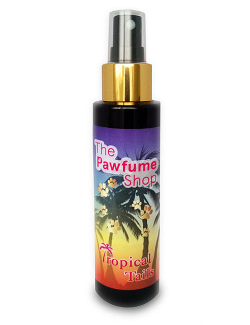 The Pawfume Shop Tropical Tails