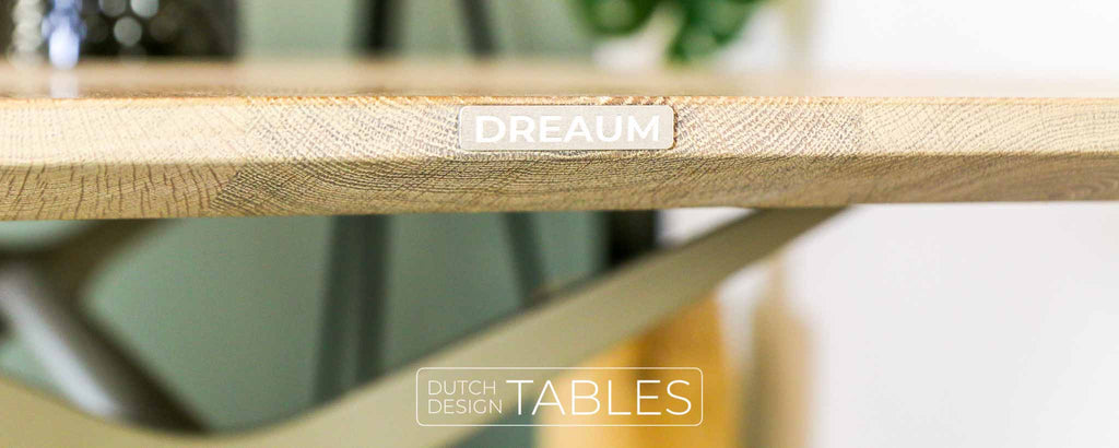 Eettafel DREAUM Dutch Design Tables