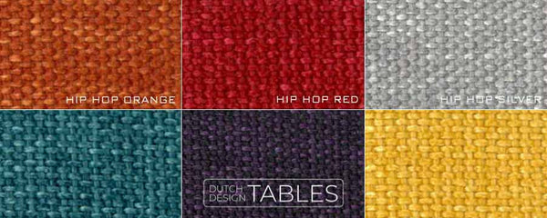 Stalen Mobitec hiphop Dutch Design Tables